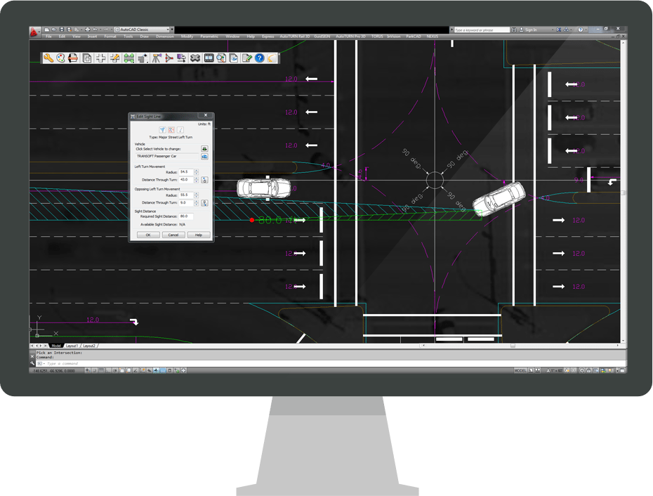 Nexus Compare Crossroad And Junction Cad Design Software Transoft Solutions