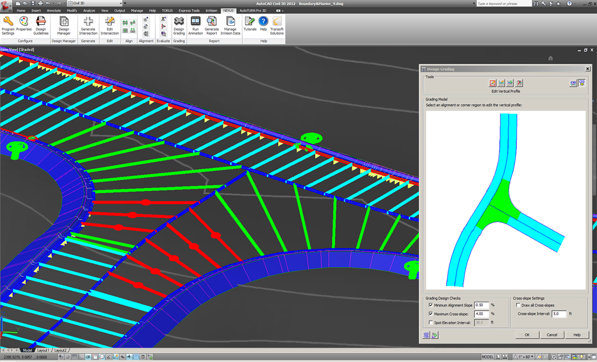 NEXUS | CAD software for Junction Planning and Design