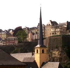 church-luxemburg