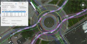 Höhere Sicherheit durch Geschwindigkeitsanalyse mit AutoTURN und Torus