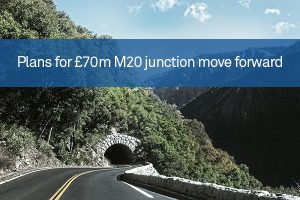 Plans for £70m M20 junction move forward