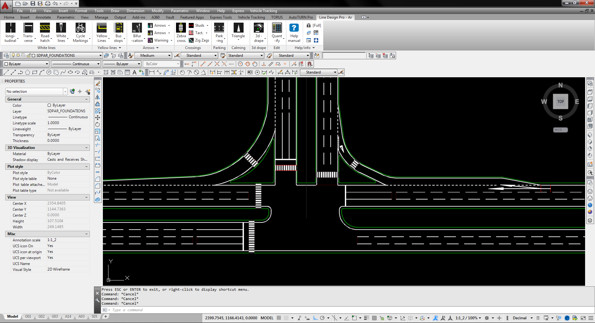 Line Design Pro Qatar | Software Features | Transoft Solutions