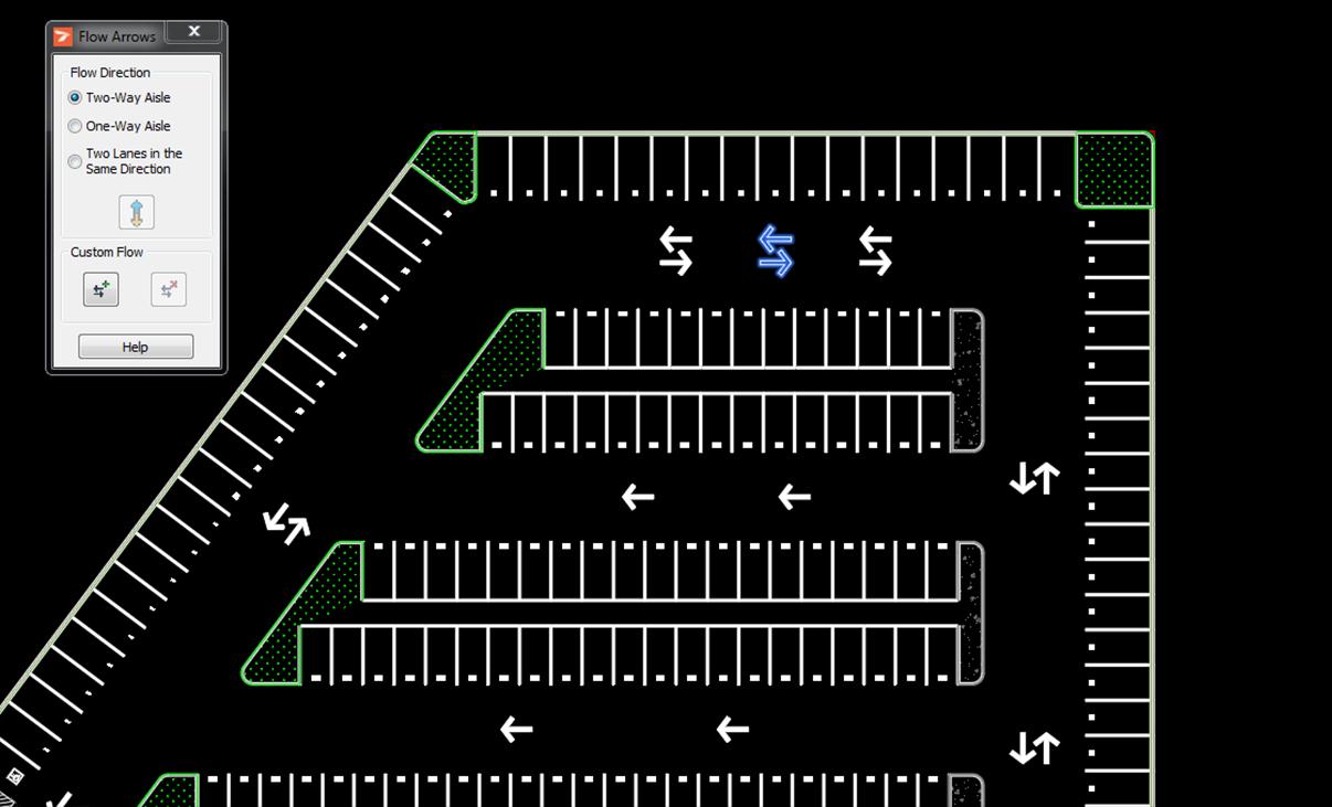 parking lot layout software fender mustang wiring diagram
