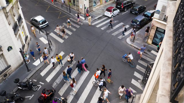 TrafxFLOW - Road User Behavioral Analysis